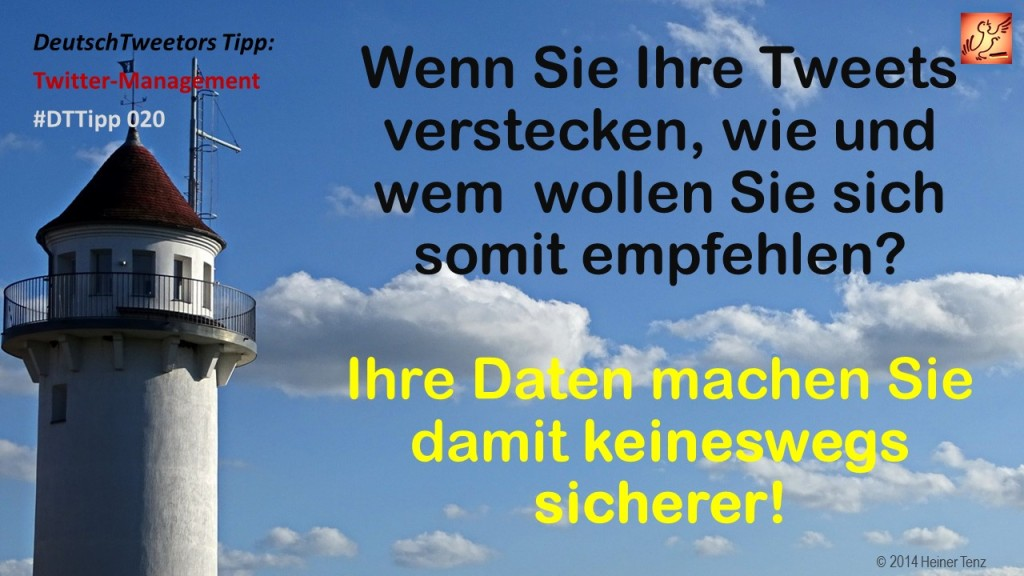 Twitter-Tipp 020