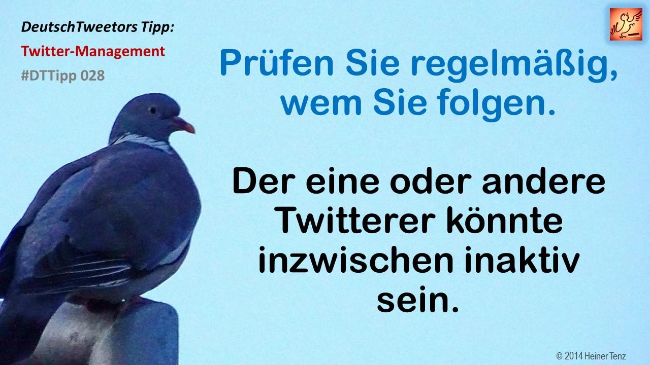 DeutschTweetors Twitter-Tipp 028