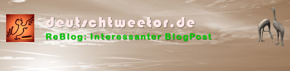 ReBlog Interessante BlogPosts