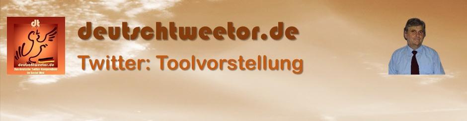 TwitterToolVorstellung